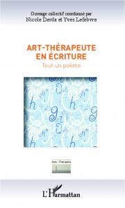 L'art-thérapeute en écriture